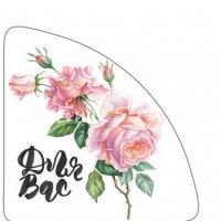 Этикетка - уголок для вас розы, 7 шт