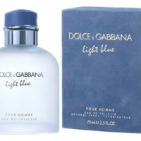 Парфюм. отдушка D&G Light blue homme (m), 10 г