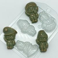 Пластиковая форма Малыши МИНИ 2