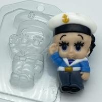 Пластиковая форма Малыш/Моряк