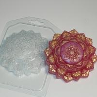 Пластиковая форма Индийский орнамент