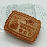 Пластиковая форма Печнье топленое молоко