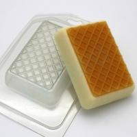 Пластиковая форма Мороженое/Пломбир на вафле