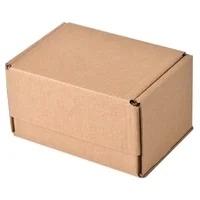 Коробка крафт 165*120*100 (почт min) мм