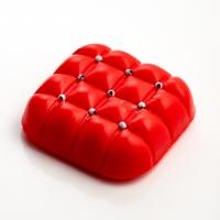 Пластиковая форма Квадратная подушечка