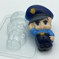 Пластиковая форма Малыш/Полицейский