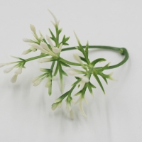 Соцветия с острыми листиками, 10шт