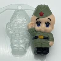 Пластиковая форма Малыш/Солдат
