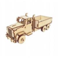 Грузовик конструктор деревянный (Игрушка)
