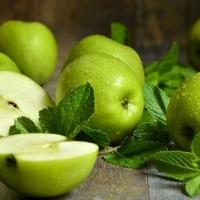 Отдушка  Зеленое яблоко. 10 г